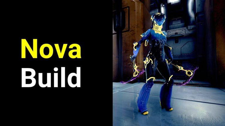 Nova (Prime) Build