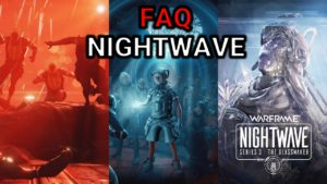 Warframe Nightwave FAQ