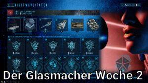 Warframe Nightwave Serie 3 - Der Glasmacher Woche 2