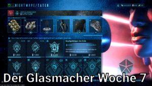 Warframe Nightwave Serie 3 - Der Glasmacher Woche 7